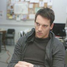 Jonathan Rhys Meyers, protagonista maschile del film Shelter