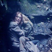 Julianne Moore in una scena del film Shelter