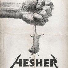 La locandina di Hesher - Bastardo dentro