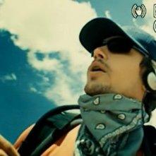 James Franco in un'immagine del film 127 Hours