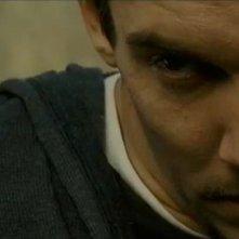 Jonathan Rhys Meyers in un primo piano inquietante dal film Shelter