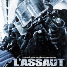 La locandina di L'assaut