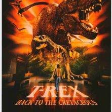 La locandina di T-Rex: Back to the Cretaceous
