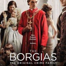 La locandina di The Borgias