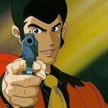Una scena di Le nuove avventure di Lupin III