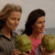 Charlotte Rampling e Irène Jacob nel film Rio Sex Comedy