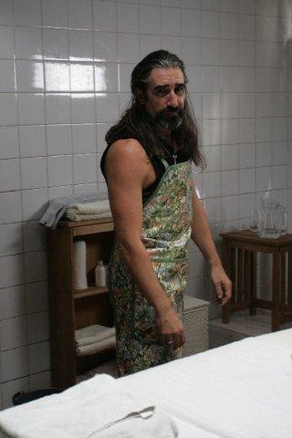 John Lynch in una scena del film film Holy Water