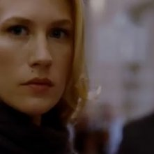 January Jones in un'immagine del film Unknown