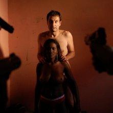 Jean-Marc Roulot e Fernanda Farias in una immagine del film Rio Sex Comedy