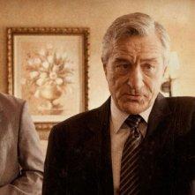 Jeff Fahey con Robert De Niro nel film Machete