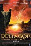 La locandina di Belfagor - Il fantasma del Louvre