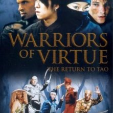 La locandina di Warriors of Virtue