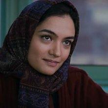 Mitra Hajjar in un'immagine del film The Hunter