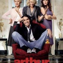Nuovo poster per la commedia Arthur