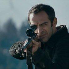 Rafi Pitts, protagonista del film Shekarchi (The Hunter)