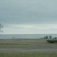 Una scena del film The Hunter