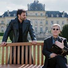 Xavier Gallais e Tchéky Karyo nel film Requiem pour une tueuse