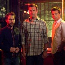 Charlie Day, Jason Sudeikis e Jason Bateman, protagonisti di Hall Pass