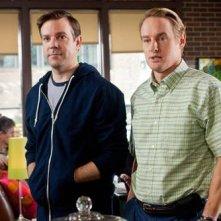 Jason Sudeikis e Owen Wilson nel film Hall Pass