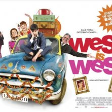 Poster promo di West Is West
