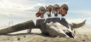 Una band di civette canterine per il film Rango