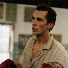 Christian Bale in un'immagine del film The Fighter