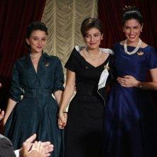 Una scena della fiction Atelier Fontana - Le sorelle della moda