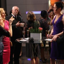 Phyllis Frelich, Marlee Matlin e Jorja Fox nell'episodio The Two Mrs. Grissoms di CSI: Scena del crimine