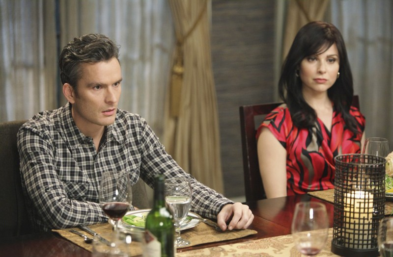 Tommy Balthazar Getty E Rose Cara Buono Nell Episodio Safe At Home Di Brothers Sisters 194663