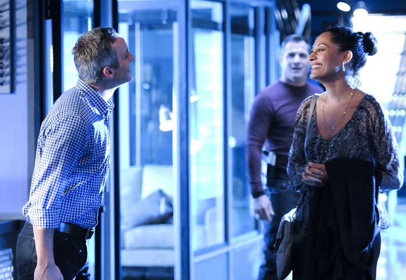 Wallace Langham George Eads E Tracee Ellis Ross In All That Cremains Di Csi Scena Del Crimine 194637