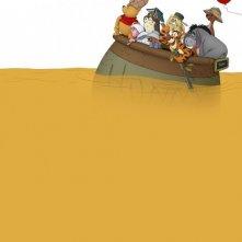 Ancora un teaser poster per Winnie the Pooh