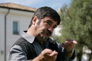 Francesco Pannofino in Boris il film