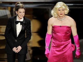 Oscar 2011: Gli uomini preferiscono... James Franco!