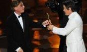 Oscar 2011: tre premi 'di consolazione' per The Social Network