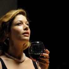 Sarah Felberbaum in un primo piano tratto dal film Il gioiellino
