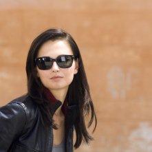 Anna Safroncik nella seconda stagione della serie Il commissario Manara