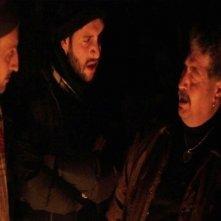 Carlo Cutolo in una scena tratta dal film Al destino non chiedere quando
