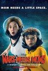 Nuovo poster per Mars Needs Moms (Milo su Marte)