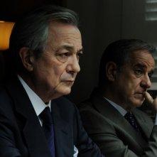 Remo Girone e Toni Servillo nel film Il gioiellino