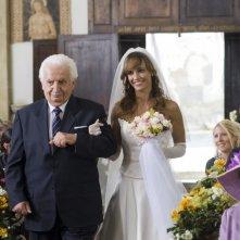 Roberta Giarrusso e Bruno Gambarotta nell'episodio Matrimonio con delitto della serie Il commissario Manara