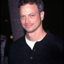 Gary Sinise alla premiere del film Ronin (1998)