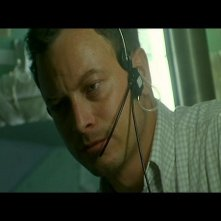 Gary Sinise in una scena del film Apollo 13