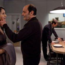Jean-Pierre Bacri e Ludmila Mikaël in un'immagine del film Avant l'aube