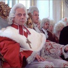 Nicholas Kepros in una immagine del film Amadeus (1984)