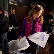 Sylvie Testud nel film Avant l'aube