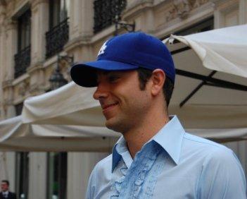 Zachary Levi a Milano per il Telefilm Festival 2010
