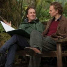 Christopher Baker e Tom Hiddleston in una scena del film Archipelago