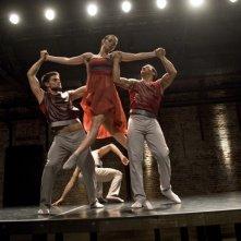 Emily Blunt in una scena del film I guardiani del destino