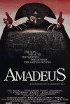 Locandina del film Amadeus (1984)
