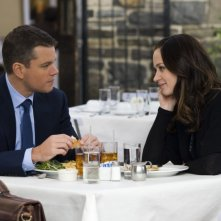 Matt Damon ed Emily Blunt nel thriller The Adjustment Bureau